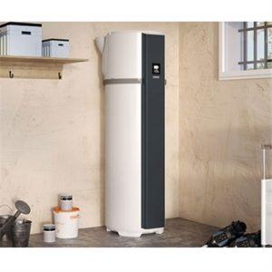 Installation de chauffe-eau thermodynamique sur l'île d'oléron